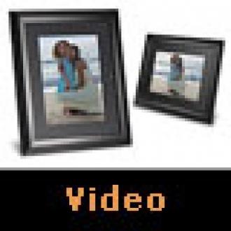 Dijital Fotoğraf Çerçevesi