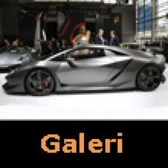 Lamborghini'den Müthiş Konsept