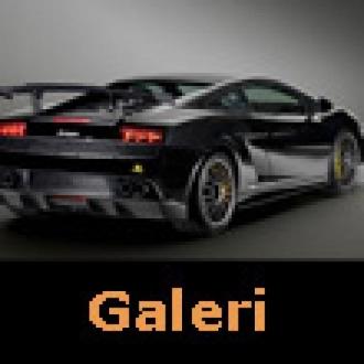 Yeni Lamborghini Gallardo'nun Örtüsü Kalktı!