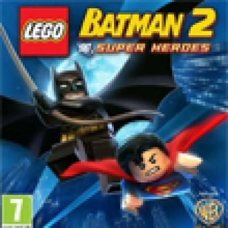 Lego Batman 2'nin Videosu Yayımlandı