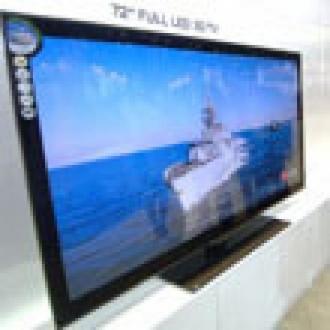 Dünyanın En Büyük 3D LED TV'si