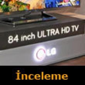 LG'nin 4K Televizyonunu İnceledik