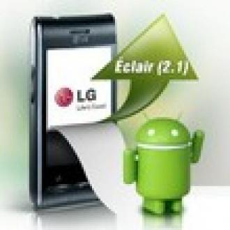 LG GT540 Optimus Güncelleniyor!