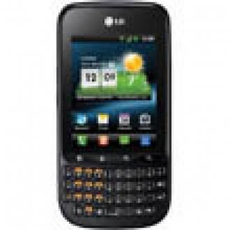LG Optimus Pro Resmiyet Kazandı