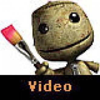 LittleBigPlanet Oyun İçi Video