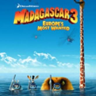 Madagascar 3'ün Fragmanı Yayımlandı