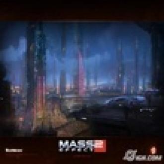 Mass Effect 3'te Bayan Karakter