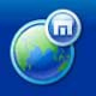 Makyajlı IE: Maxthon