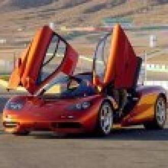 Bir McLaren F1 Daha Pert Oldu!