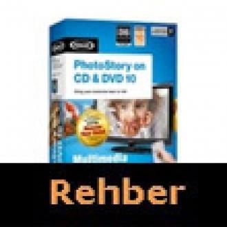 Fotoğraflar CD&DVD'de 10 Öğreniyoruz