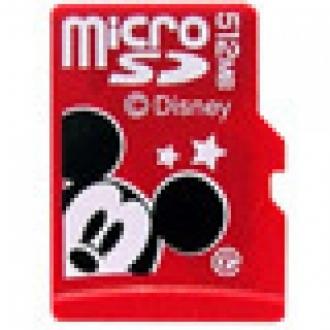 Micro SD'de Disney Filmleri