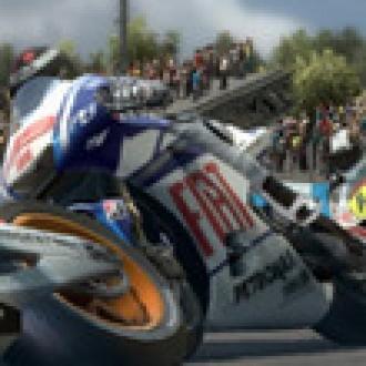 Capcom, MotoGP 10/11'i Sunar