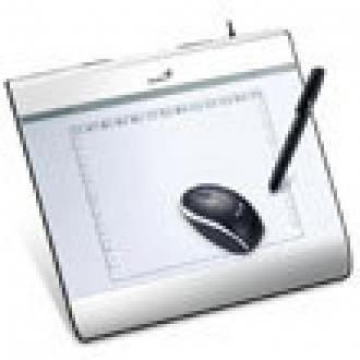Genius MousePen i608X Yeni Tasarımıyla Karşınızda!