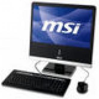 MSI All-In-One PC Gün Yüzüne Çıktı