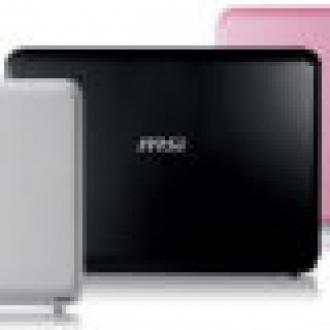 MSI Wind PC Türkiye'de Satışta!