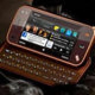Altın Kaplama Nokia N97 Mini