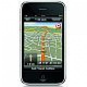 Destinator 9 iPhone'da