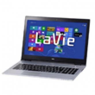 NEC LaVie X Ultrabook Dünyanın En İncesi