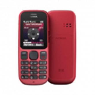 Nokia 101 ve Nokia 100 Modellerini Sunuyor