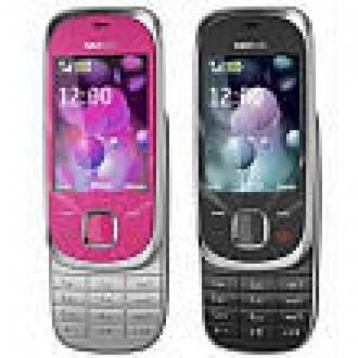 Yeni Yıla Özel Nokia 7230