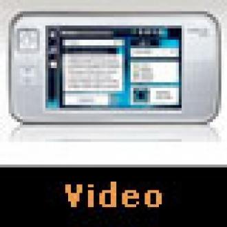 Video: Nokia N800