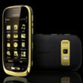 Altın ve Deri Kaplamalı Nokia Oro Geliyor