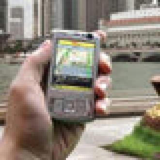 Nokia'dan GPS Tabanlı Yarış Oyunu