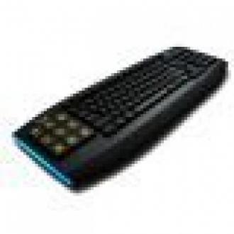 CeBIT 2009: OCZ'den OLED Klavye