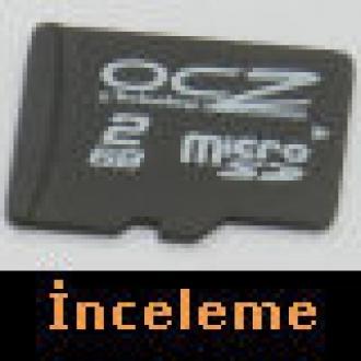 Telefonunuza Doping: 2 GB OCZ microSD