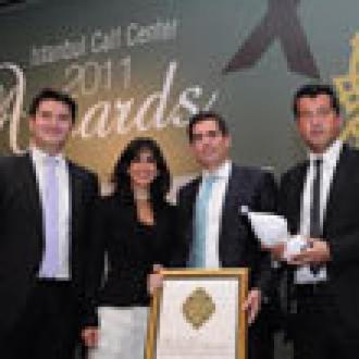 Avea Çağrı Merkezi'ne Teknoloji Ödülü