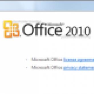 Office 2010'dan Yeni Ekran Görüntüleri