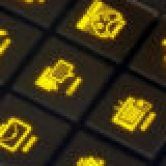 OLED'li Klavye Üretildi