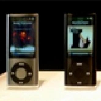 iPod'larda Yeni Nesil Başladı