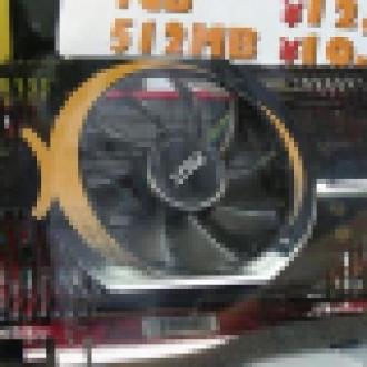 Yeşil GeForce GTS 250