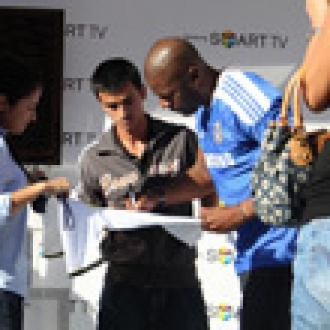 Pascal, Samsung'un Akıllı Tırına Konuk Oldu
