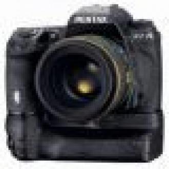 Pentax HD-SLR'a Geçti