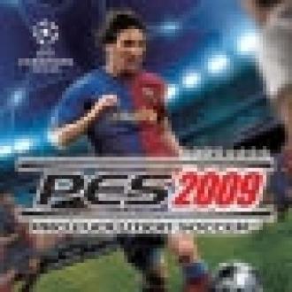 PES 2009 Genişliyor