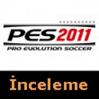 Pro Evolution Soccer 2011 PC İnceleme