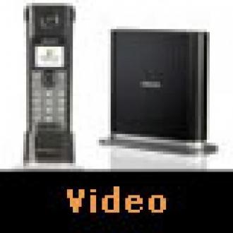 Kablosuz MSN Messenger Telefonu