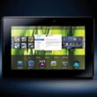 BlackBerry PlayBook Tabletlerde Damping!