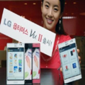 LG Optimus Vu II Tanıtıldı