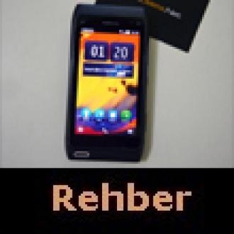 Nokia N8'i, Belle'ye Nasıl Güncellersiniz?