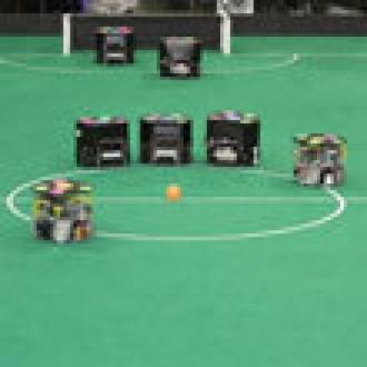 Robot Olimpiyatları İstanbul'da