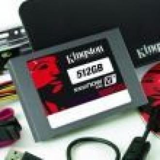 Kingston'dan Yeni SSD'ler