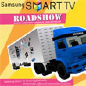 Samsung Smart TV Anadolu Yollarında