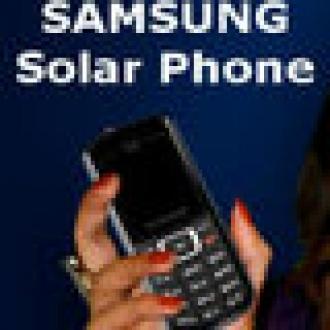 Güneş Enerjili 2. Samsung Cep Telefonu