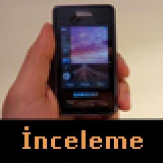 Samsung D980 Çift Hatlı Dokunmatik Telefon