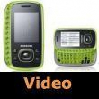 Samsung B3310 Video İnceleme