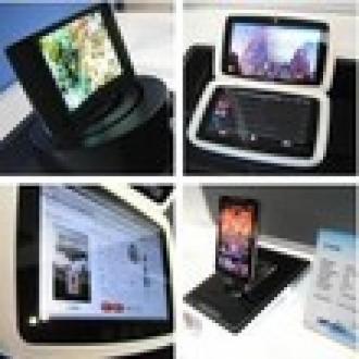 Samsung'dan Elastik Super AMOLED Ekran