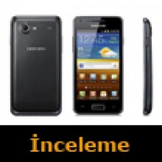 Samsung Galaxy S Advance İnceleme